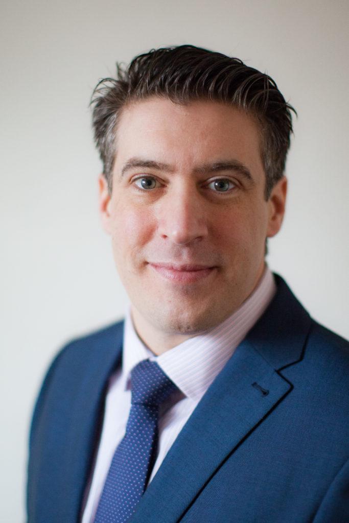 Mr Jonathan Larholt, Consultant Podiatric Surgeon